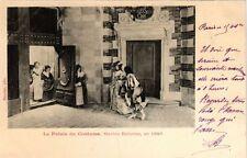 CPA PARIS EXPO 1900 - Le Palais du Costume. Marion Delorme, en 1640 (308573)
