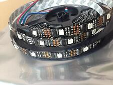 25m WS2801 RGB LED Strip Adalight Boblight Ambi Ambient TV Raspberry Pi 5050 NEU