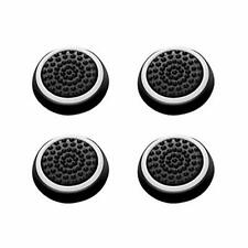 Insten [2 Pair / 4 Pcs] Wireless Controllers Silicone Analog Thumb Grip Stick Co