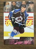 2003-04 Upper Deck Young Guns John-Michael Liles Colorado Avalanche #212 Rookie