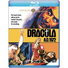 DRACULA  A.D. 1972  -  Blu Ray - Sealed Region free