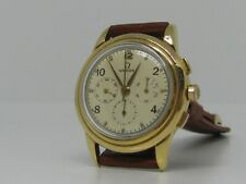 OMEGA Caliber 27 Wrist Men Chronograph - HIGHLY COLLECTIBLE TIMEPIECE!!!
