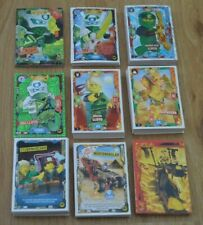 Lego ninjago Series 5 Trading Card Game All 252 Cards Complete Set