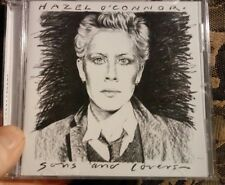 HAZEL O'CONNOR CD SONS & LOVERS EXCELLENT GERMAN IMPORT D-DAYS GLASS HOUSES ZOO