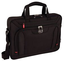 "NEW Wenger Swissgear Index Slim Laptop Case Bag With Tablet Pocket 14"" 15"" 16"""