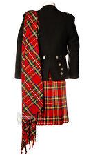 Deluxe Volar A Cuadros-Stewart Royal-usar Con su falda escocesa traje!