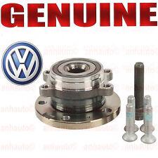 Genuine Audi Volkswagen  Wheel Hub and Bearing Assembly A3 Golf Jetta Rabbit
