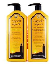 Agadir Moroccan Argan Oil Daily Moisturizing Shampoo & Conditioner 1 Litre Duo