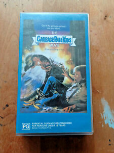 The Garbage Pail Kids Movie  - VHS - Used in Good Condition -