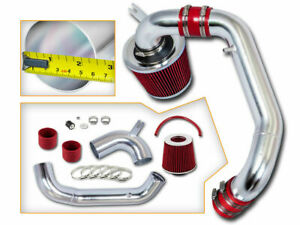 Cold Air Intake Kit + RED Filter For 95-99 Plymouth Dodge Neon SOHC 2.0L L4