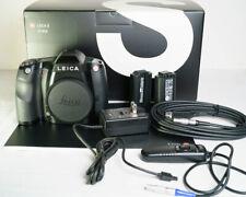Leica S Typ 007 Medium Format Digital Camera w/ Leica USA warranty to Jun 2022