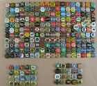 240 DIFFERENT USA MICRO CRAFT UNUSED/USED BEER BOTTLE CAPS