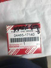 Pastiglie Freno Toyota Yaris Verso, Celica Mr2 Originali
