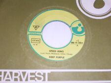 "2 x 7"" - Deep Purple Speed King + Black Night # 4143"