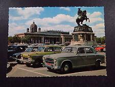 pc Austria Vienna Heldenplatz Gegen Museum Oldtimer Peugeot Alfa Romeo Opel