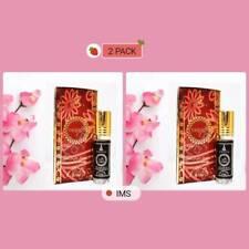 2 Perfume Aceite árabe yaqoot (6 ml) de Khalis Perfumes Luz, floral, afrutado, Polvo