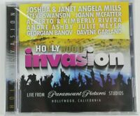 Holy Invasion by Various Artists (CD, Mar-2009, CD Baby (distributor)) **