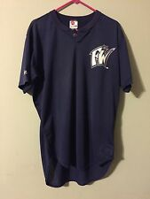 2000 Fort Wayne (Indiana) Wizards Game Used Minor League Baseball Jersey
