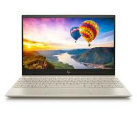 """NEW HP 13.3"""" FHD Intel i5-8250U 3.4GHz 8GB 256GB SSD Fingerprint Backlit Gold"""