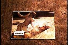 LEGEND OF FRENCHIE KING  LOBBY CARD #2 LADIES FIGHTING