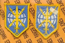 US Army Military Intelligence Readiness Command MIRC Dress Uniform patch m/e