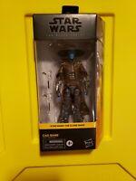 "Star Wars Black Series The Clone Wars Cad Bane #06 6"" Figure 2020 NIB in Hand 🔥"