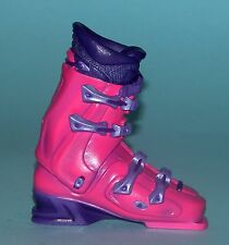 "Just the Right Shoe, Raine ""Freestyle"" mixed media miniature #25375 NIB ski boot"