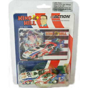 JOHN FORCE 2003 CASTROL KING OF THE HILL 1/64 ACTION DIECAST FUNNY CAR 1/5,796