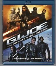 Blu-ray DISC G.I.JOE LA NASCITA DEI COBRA