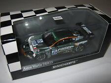 1:43 Aston Martin DBRS9 FIA GT3 Spa Zani Mugelli 2006 Minichamps 400061323 OVP