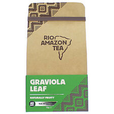 Rio Amazon Graviola 1800mg 40 Tea Bags