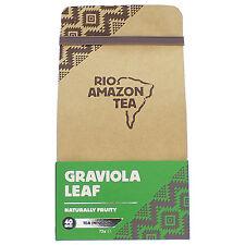 Rio AMAZON Graviola 1800mg 40 les sachets de thé