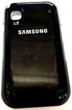 Samsung Champ GTC3300 C3300 Housing Case Battery Door Back Cover Black Original
