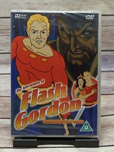 Flash Gordon - The Adventures Of - Castaways In Tropica (DVD, 2003)