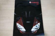 194533) Yamaha - Modellprogramm Intermot - Prospekt 1999