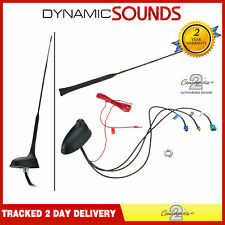 CT27UV56 In car DAB + AM FM GPS Aerial Roof Mount Antenna