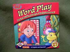 Elf Word Play Pc Cd-Rom (English/Spanish) Ages 4-7