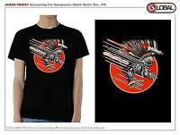 Judas Priest Screaming For Vengeance Heavy Metal Rock Music Band T Shirt S-2Xl