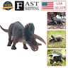8'' Triceratops Dinosaur Toy Figure Educational Toy Christmas Gift For Boy Kids