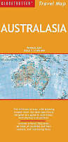 Australasia (Globetrotter Travel Map), , Very Good condition, Book