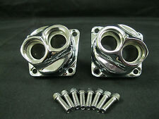 "Chrome Tappet Blocks for 4""+ Bore Ultima Motor Cases"