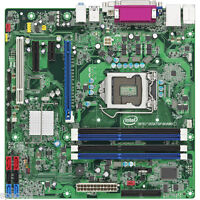 Intel® Motherboard DQ67OW LGA 1155/Socket H for 2nd Gen i CPUs WITHOUT COOLER