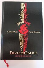 Dragonlance Chronicles Special Edition Margaret Weis Tracy Hickman Gold Gilded