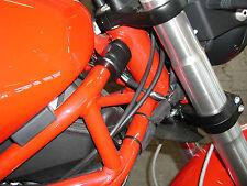 Ducati Monster 1000 S2R B&G Lenkanschlag-Schützer / Steering stop protector NEW