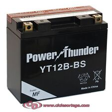 Bateria P.THUNDER YT12B-BS = YT12-B4 Yamaha FZ 6