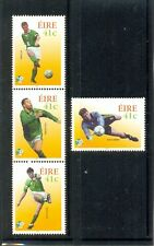 Ireland -Irish Soccer Heroes 2002 mnh-Football