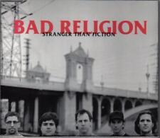 BAD RELIGION / STRANGER THAN FICTION - MAXI-CD * RARE *