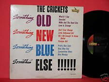 The Crickets, Something Old, New, Blue, Else!! Liberty Records, LRP 3272, RARE