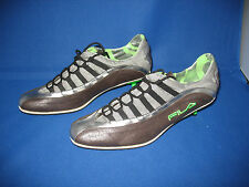 New $245 FILA Lace Up Leather Sporty Shoes 8