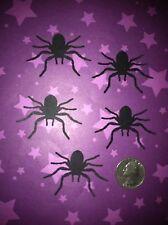 20 BLACK LARGE MARTHA STEWART SPIDER DIE CUTS PUNCHES